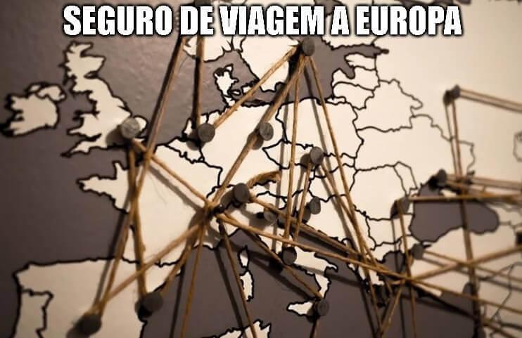 seguro de viagem a europa